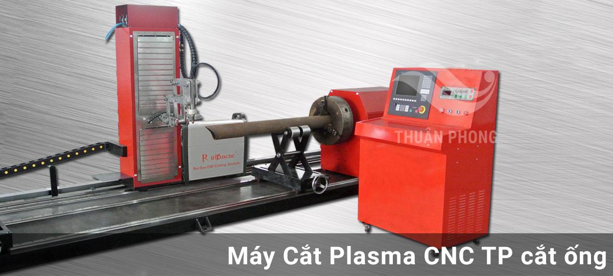 Máy cắt Plasma CNC TP Cắt Ống