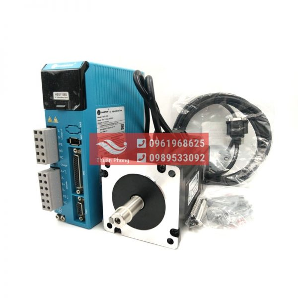 Leadshine 8Nm 86HBM80-1000 va Driver HBS86H – 1